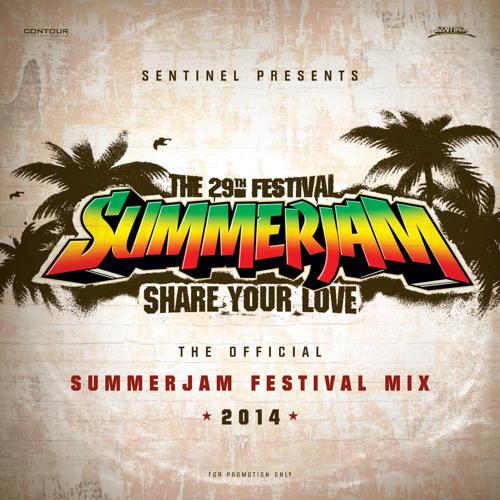 Sentinel-SummerjamMix-2014