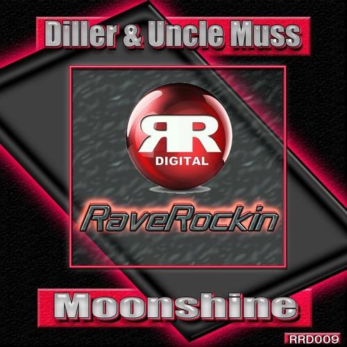 Diller & Uncle Muss - Moonshine ( RRD009 )