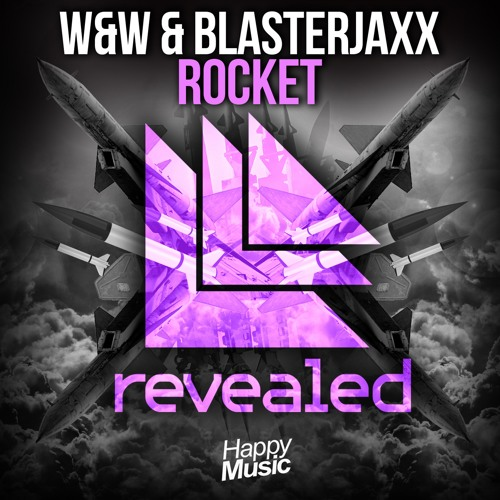rocket w&w blasterjaxx