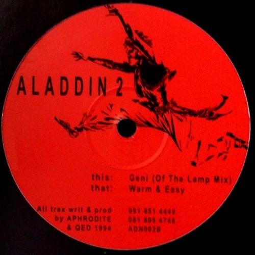 DJ Aphrodite as Aladdin - Geni (Of The Lamp Mix) (ADN2 1994)