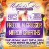 MARCIA GRIFFITHS AND FREDDY MCGREGGOR SHOW -DUNNS RIVER ISLAND CAFE 5-10-14