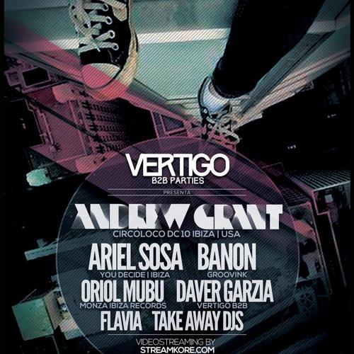 Ariel Sosa Set Ibiza Opening 2014