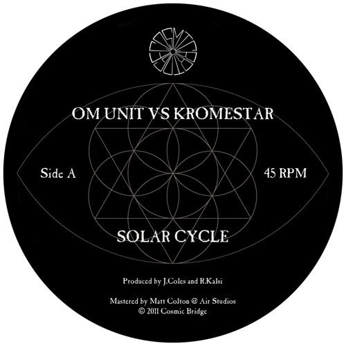 Om Unit vs Kromestar - Solar Cycle / Merkabah (CBR001)