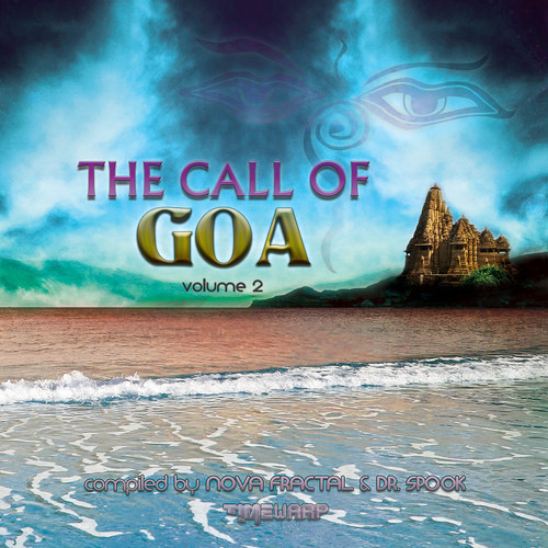 Fractal Geometry & Bionic Delay - Dancing Shiva II / The Call Of Goa Vol 2. [Timewarp Records]