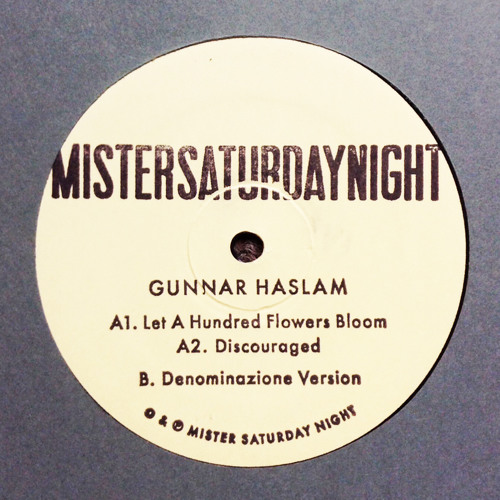 Gunnar Haslam - Let A Hundred Flowers Bloom - MSNTEN001 - Clip