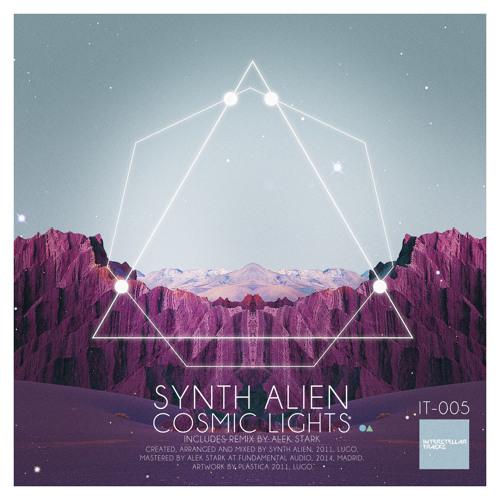 "Cosmic Lights EP 12"" (IT-005)"