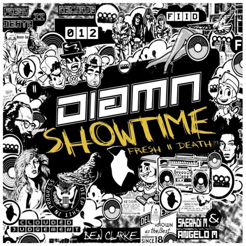 FIID012 - Diamn - Showtime (Skerdi M & Angelo M Remix) OUT NOW