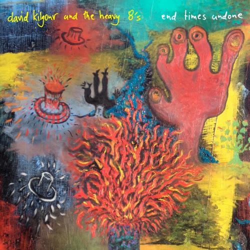 "David Kilgour & the Heavy Eights ""Comin' On"""