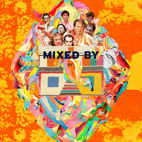 MIXED BY !!!