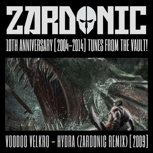 Voodoo Velkro - Hydra (Zardonic Remix) [2009]