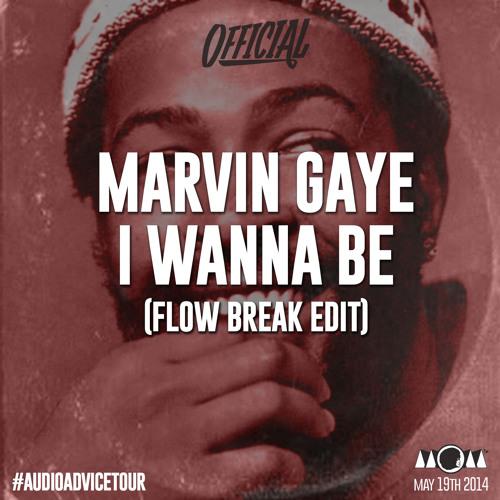 Marvin Gaye - I Wanna Be (DJ FLOW Break Edit)