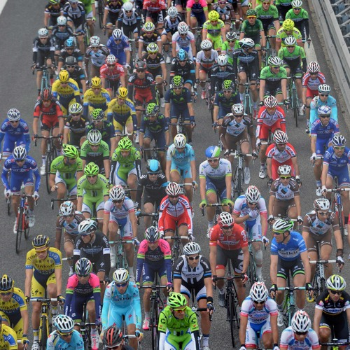 Podcast 15 May: Greetings from Il Giro, Cycling Culture change, Can Ro' beat Wiggo?
