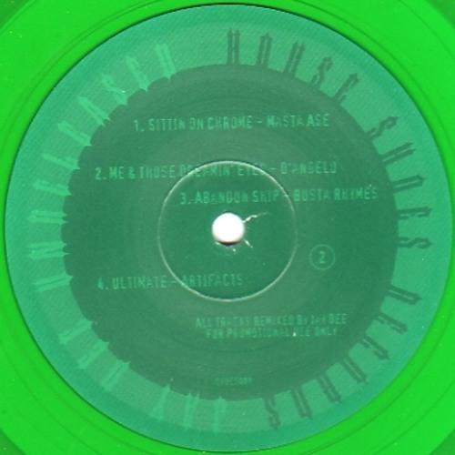 Levitation (Jay Dee Unreleased: Sample Flip Contest)