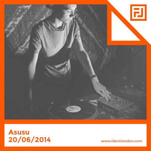 Asusu - FABRICLIVE x Hessle Audio Mix