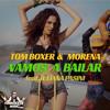LATINO DANCE CLUB HOUSE - Tom Boxer & Morena - Vamos a bailar (feat Juliana Pasini)