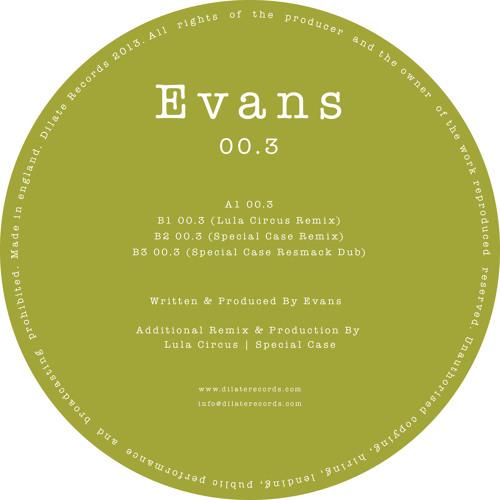Evans - 00.3 (Lula Circus Remix)
