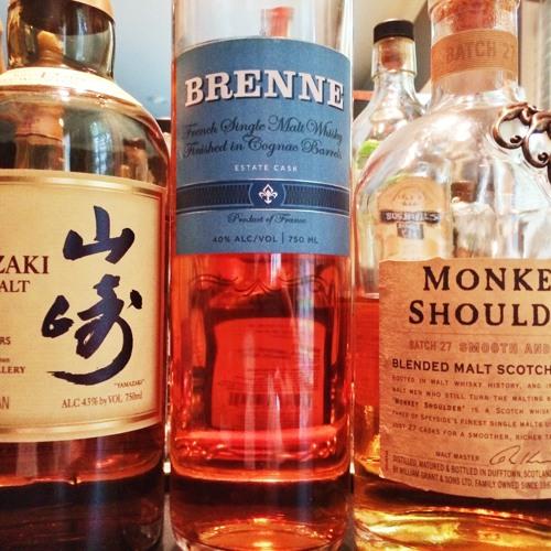 The Tasting Bar -- World Whiskey Day