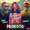 Victoria Kimani ft Ommy Dimpoz &Diamond Platnum - Prokoto