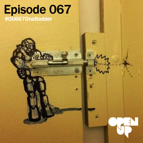 Simon Patterson - Open Up - 067