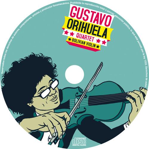 Donde Estarás by Gustavo Orihuela Quartet