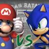 Mario VS Sonic . Épicas Batallas De Rap Del Frikismo