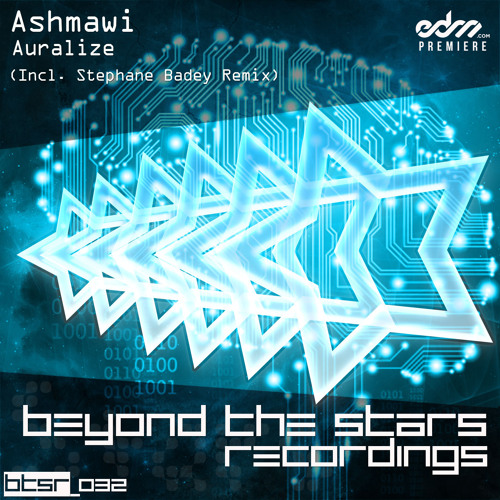 Ashmawi - Auralize (Stephane Badey Remix) [EDM.com Premiere]