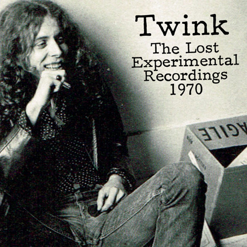 Twink - Moondog (Lost Experimental Recordings 1970)