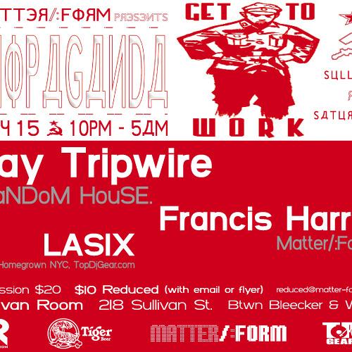 Lasix - Live @ Sullivan Room 5.15.04 Part 1 (320kbps)