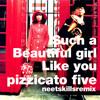 Pizzicato Five きみみたいにきれいな女の子 neetskills remix ピチカートファイブ.mp3