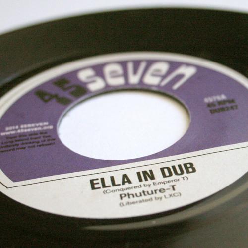 "Phuture-T - Ella In Dub (4576A, 7"")"