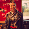 IMELDA MAY performing on FM104's Strawberry Alarm Clock