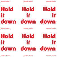 Jonathan Boulet Hold It Down Artwork