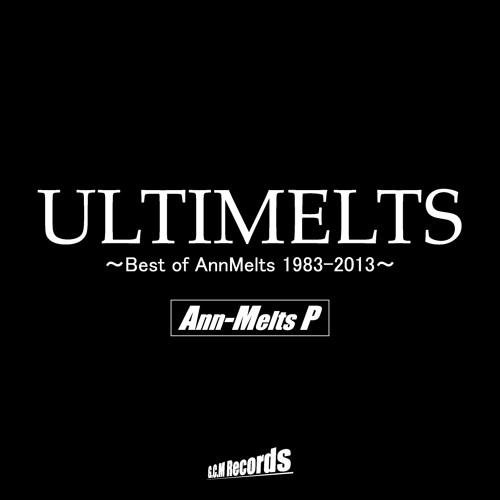 """アンメルツPベストアルバム """"ULTIMELTS"""" CDクロスフェードデモ"""