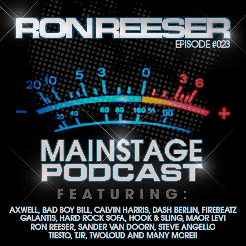 RON REESER - Mainstage - May 2014 - Episode 023