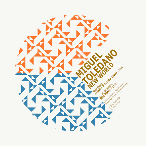 Miguel Toledano - New World (Original Mix)