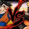 Goku VS Naruto. Épicas Batallas De Rap Del Frikismo