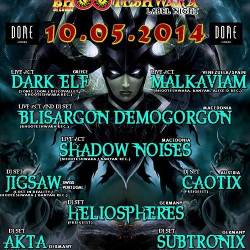 SubTroniX - Psychedelic Wonderworld 2.2 - Dj Set