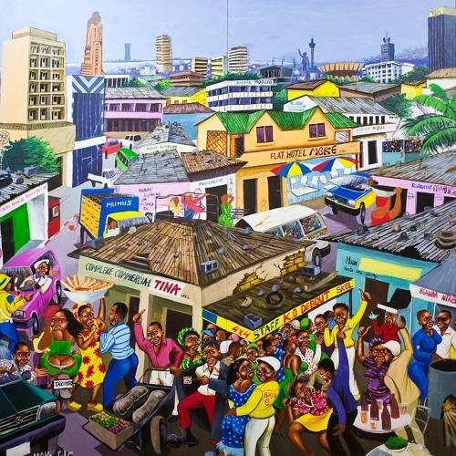 Mon village, c'est Kinshasa