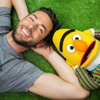 A Lovely Sunny Day | Zachary Levi & Bert from Sesame Street