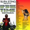 SUPA STING PRESENTS UP TO THE TIME THE BEST OF VYBZ KARTEL