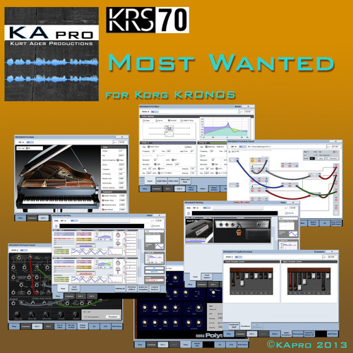 KRS-70 Most Wanted