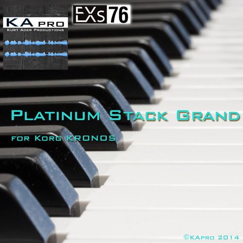 EXs76 Platinum Stack Grand