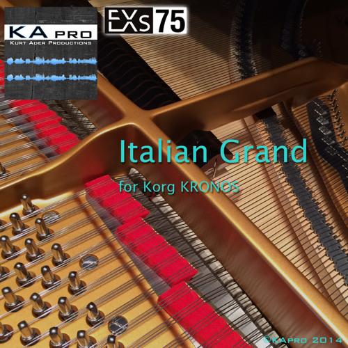 EXs75 Italian Grand