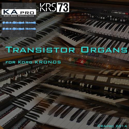 KRS-73 Transistor Organs