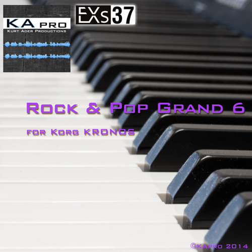 EXs37 Rock & Pop Grand 6