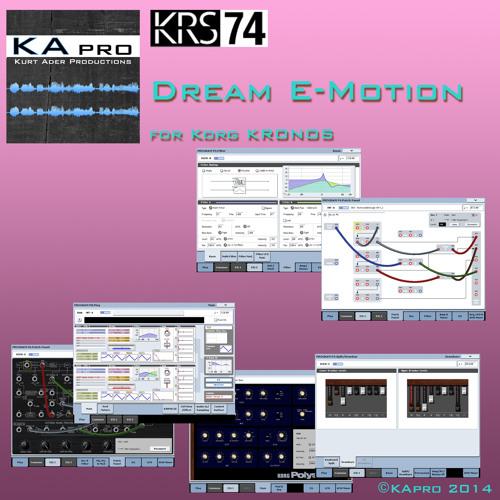 KRS-74 Dream E-Motion