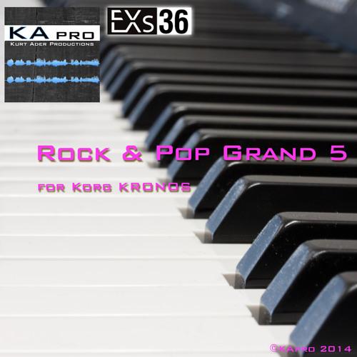 EXs36 Rock & Pop Grand 5