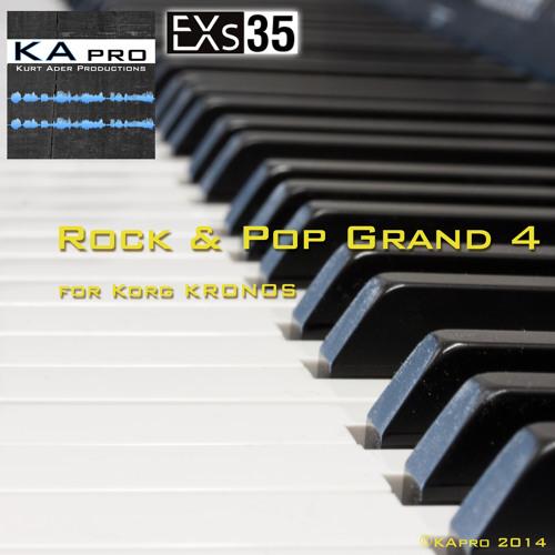 EXs35 Rock & Pop Grand 4