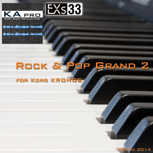 EXs33 Rock & Pop Grand 2