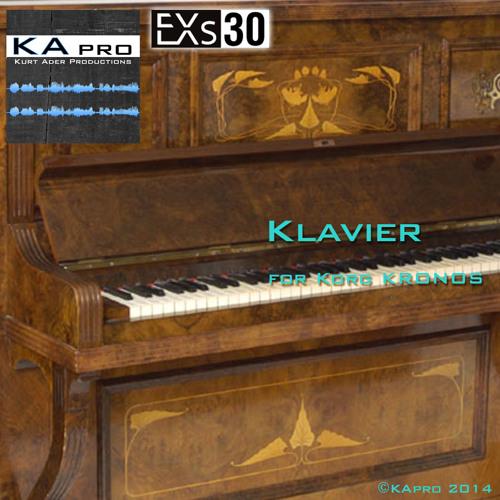 EXs30 Klavier